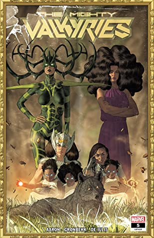 The Mighty Valkyries (2021) #5 (of 5)