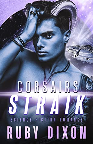 Corsairs: Straik (Corsair Brothers, #3)