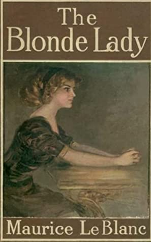 The Blonde Lady illustrated