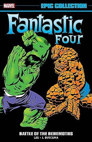Fantastic Four Epic Collection Vol. 7: Battle of the Behemoths