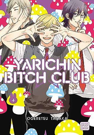 Yarichin Bitch Club, Vol. 4 Limited Edition
