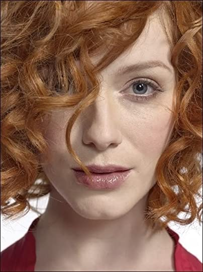 Christina Hendricks Pictures, Images and Photos