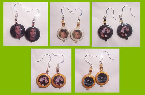 Twilight Earrings Pictures, Images and Photos