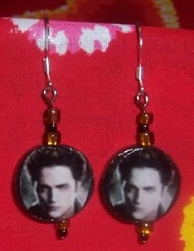 Twilight Earrings, <a href=