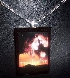 Twilight Pendant, Edward and Bella, Twilight,,Twilight Jewelry and Accessories,New Moon