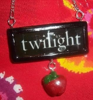 Twilight Jewelry, Edward Cullen, Bella Swan,,Twilight Pendant, Edward Cullen, Vampire, Twilight