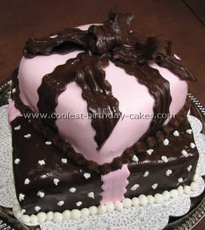 Cake Pink Chocolate Pictures, Images and Photos