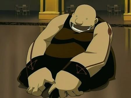 FMA Gluttony Pictures, Images and Photos