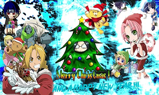 Chirstmas FMA NARUTO BLEACH PIC Pictures, Images and Photos