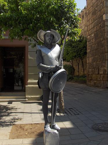 Quijote lookalike