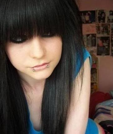 hot emo girl Pictures, Images and Photos