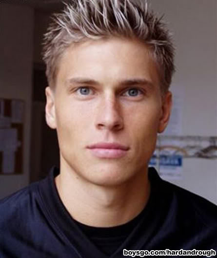 Blonde Guy Pictures, Images and Photos