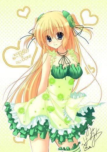 Anime - Personaggi di Shugo Chara che mostrano 1-11 di 11-9583