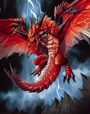 Epic Red Dragon