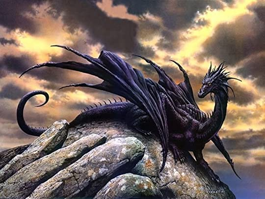 dragon photo: dragon BlackDragon-1.jpg