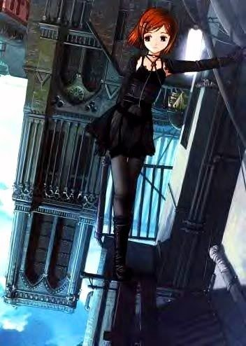 dark anime girl Pictures, Images and Photos