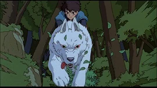 ashitaka and wolves Pictures, Images and Photos