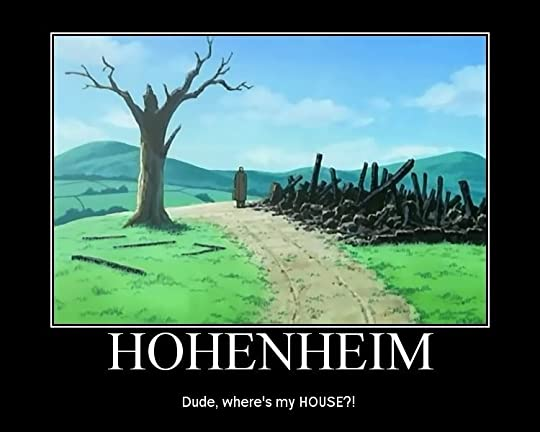 fma hohenheim where's my house Pictures, Images and Photos