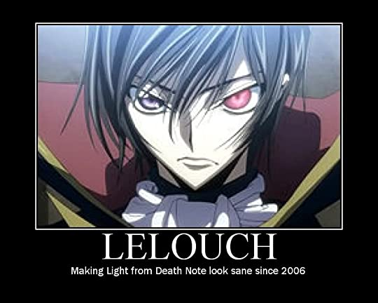 Lelouch Motivational Poster Pictures, Images and Photos