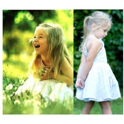 blonde little girls