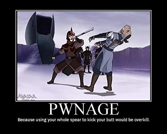 Avatar last airbender pwnage Pictures, Images and Photos