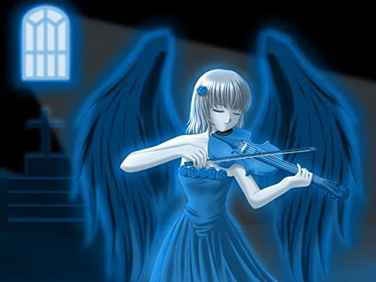 Anime With Violin Girl Images