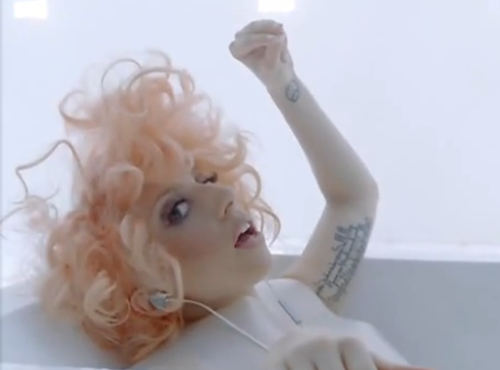 Bad Romance: Lady Gaga Pictures, Images and Photos