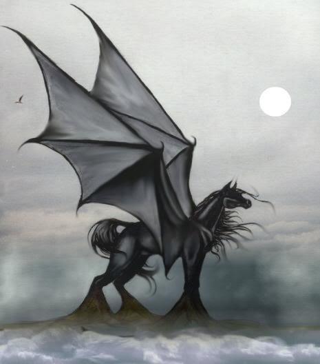 Shio Kuda dan Naga