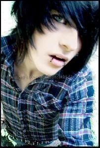 Hot emo guy Pictures, Images and Photos