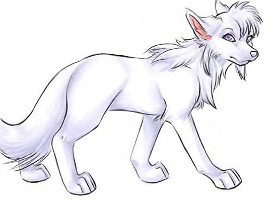 Anime White Wolf Pictures, Images and Photos