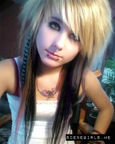 Scene Girl Pictures, Images and Photos