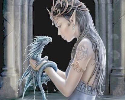elf dragon