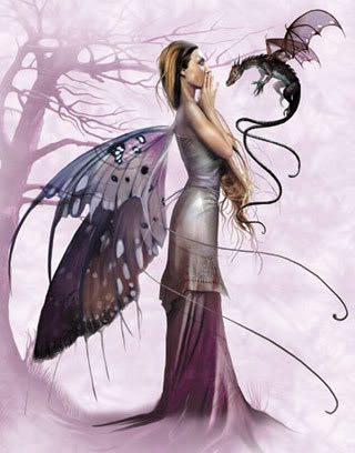 dragon whispers fairy