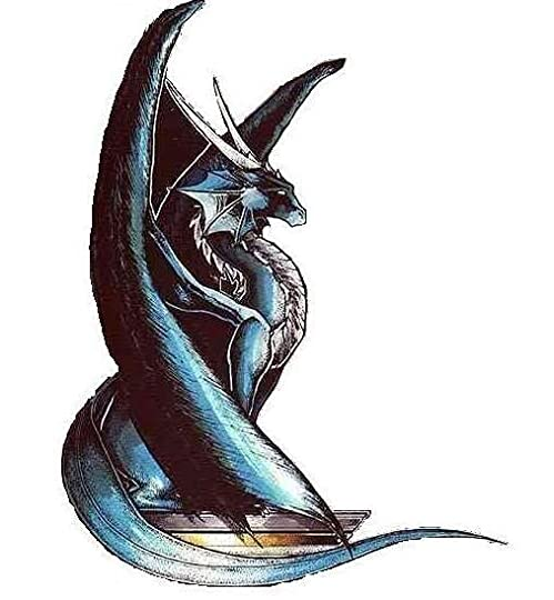smokey dragon
