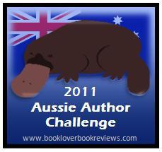 aussie author challenge 2011