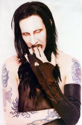 Marilyn Manson Pictures, Images and Photos