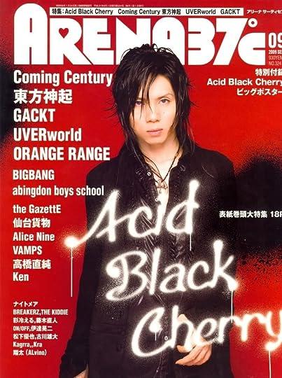 Japanese Music,Rp,Anime,And More!!! - Acid black cherry: Photo