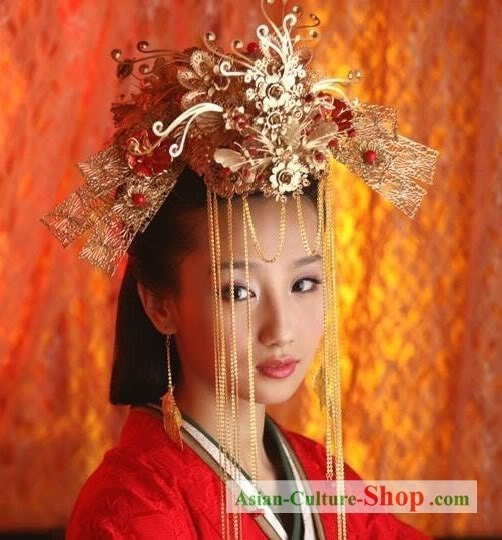 Chinese Headdress