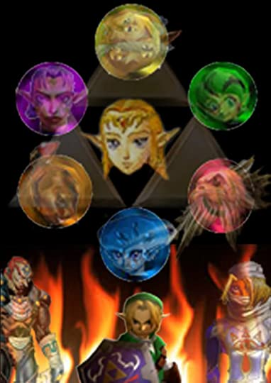 Zelda Rocks your Socks!! - Characters: Sages Showing 1-8 of 8