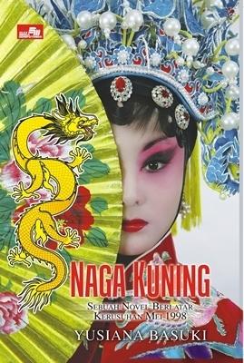 novel Naga Kuning