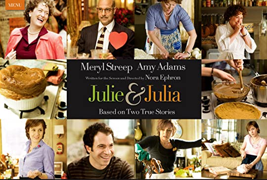 an analysis of the movie julie and julia by nora epron