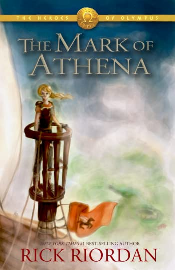 The Mark of Athena (The Heroes of Olympus, #3) by Rick Riordan