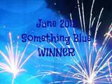 June 2012 Blue