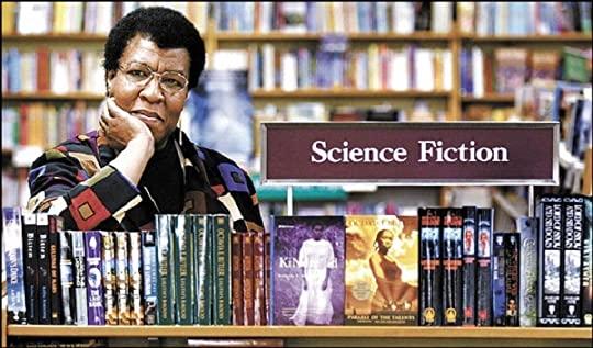 Octavia Bultler loved sci-fi