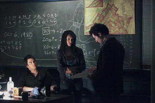 The Vampire Diaries - The Vampire Diaries: The Vampire Diaries