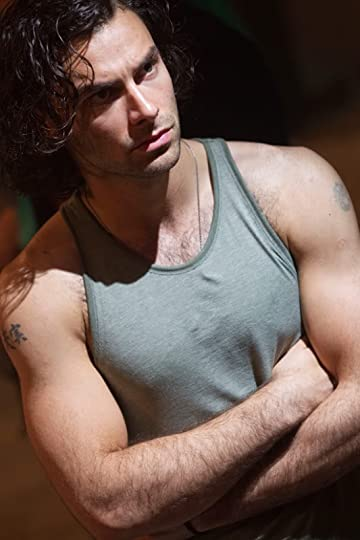 Lucien - Lords of the Underworld, (Aidan Turner)