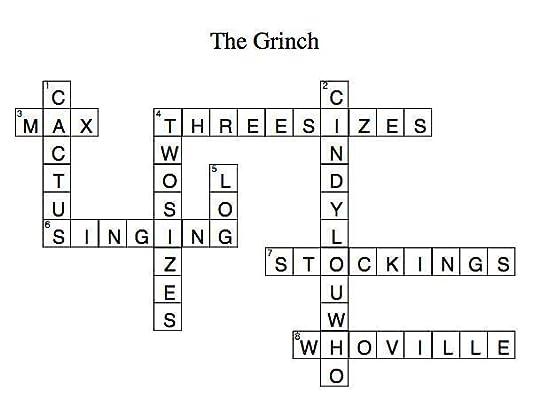 Grinch solution