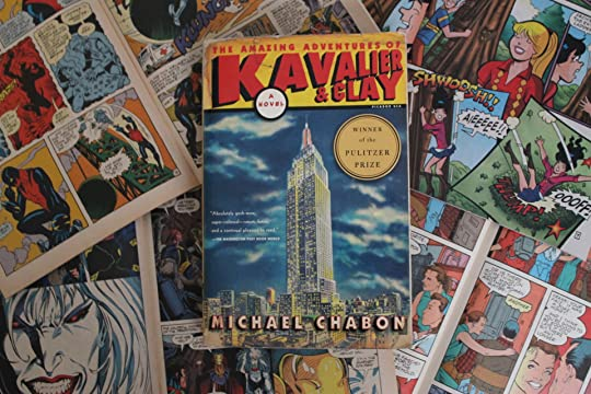 the amazing adventures of kavalier and clay themes