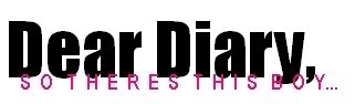 dear diary photo: DEAR DIARY, DIARY.jpg