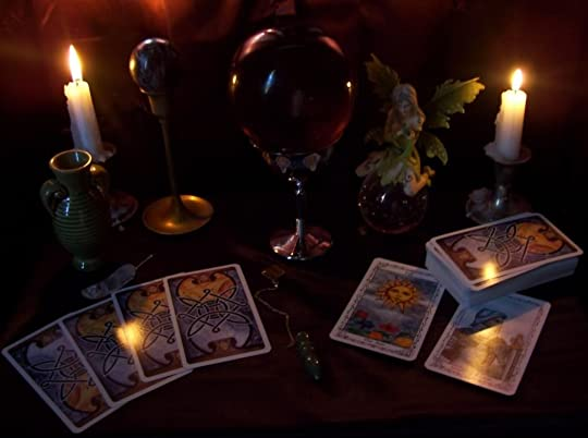 Nothing But Reading Challenges - Reading Challenges: Tarot